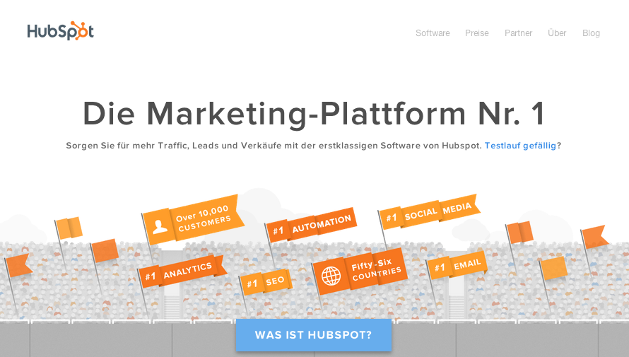 HubSpot Launches German Website to Expand Thought Leadership and Support in Germany