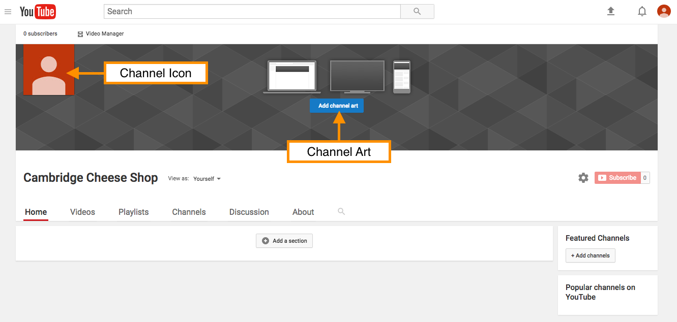 adding channel icon and art.png