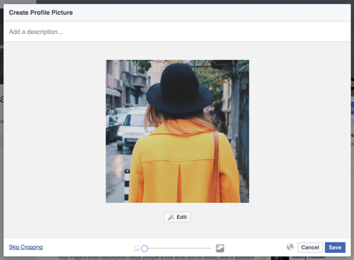 How do celebrity facebook pages work