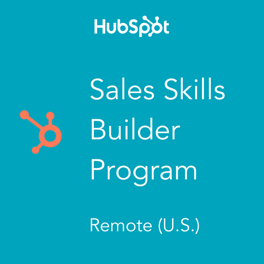 Sales Skills Builder Program