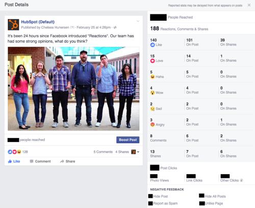 Celebrity fan pages facebook