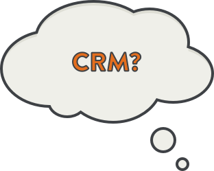 who uses a CRM
