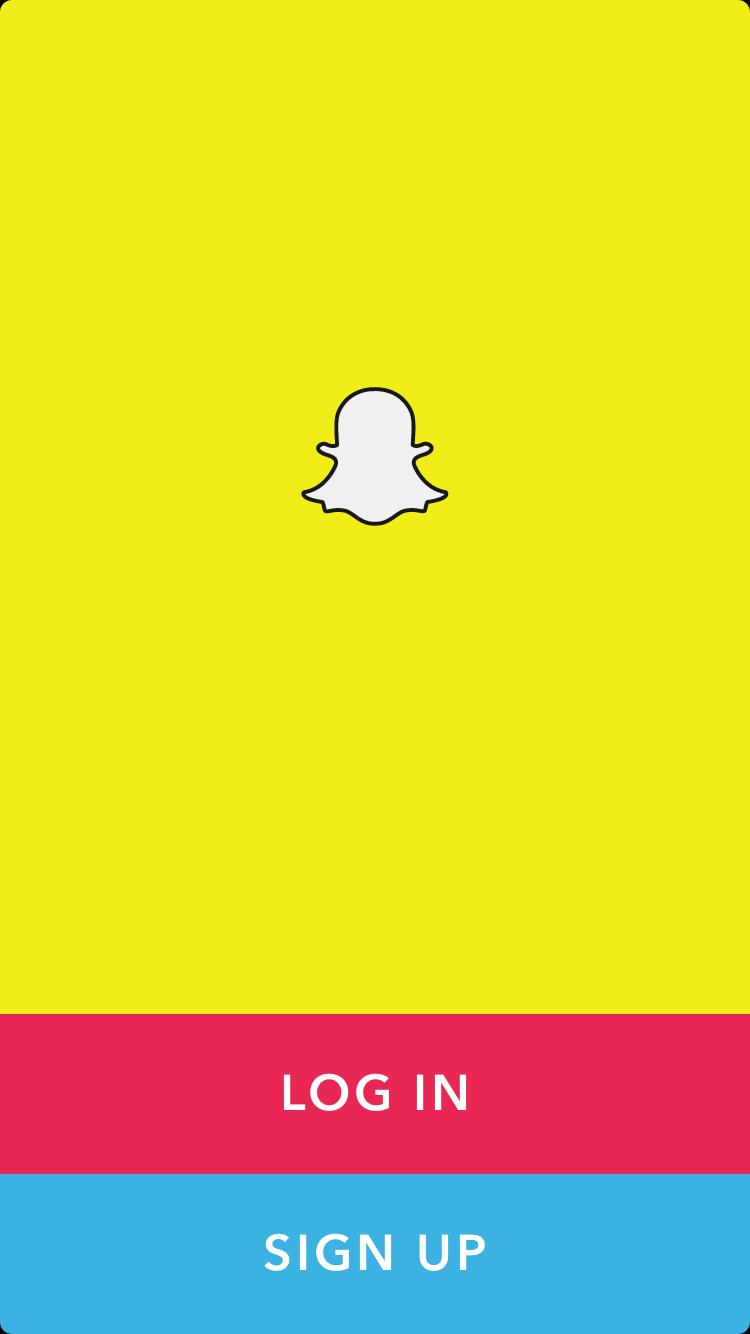 snapchat-login