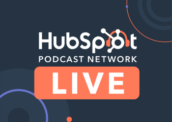 HubSpot Podcast Network LIVE at Podcast Movement
