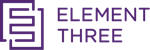 Element Three Logo