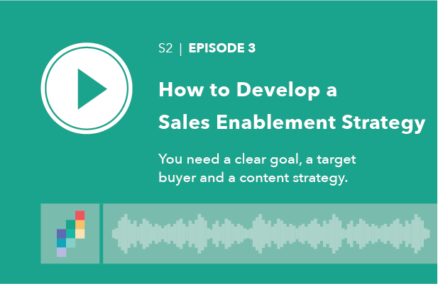How to Develop a Sales Enablement Strategy