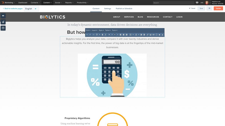 hubspot-marketing-website