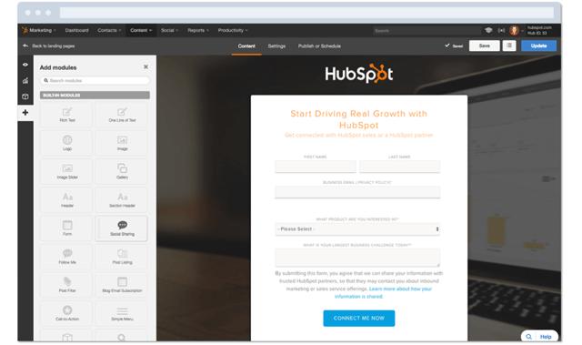 wordpress vs hubspot