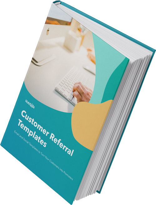 Customer Referral Templates