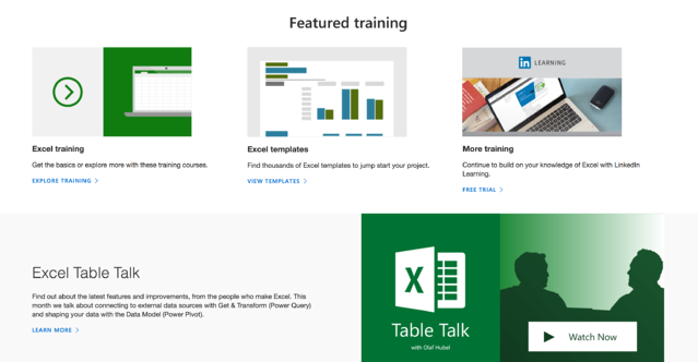 microsoft knowledge base example featured training