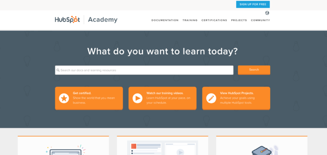 hubspot knowledge base