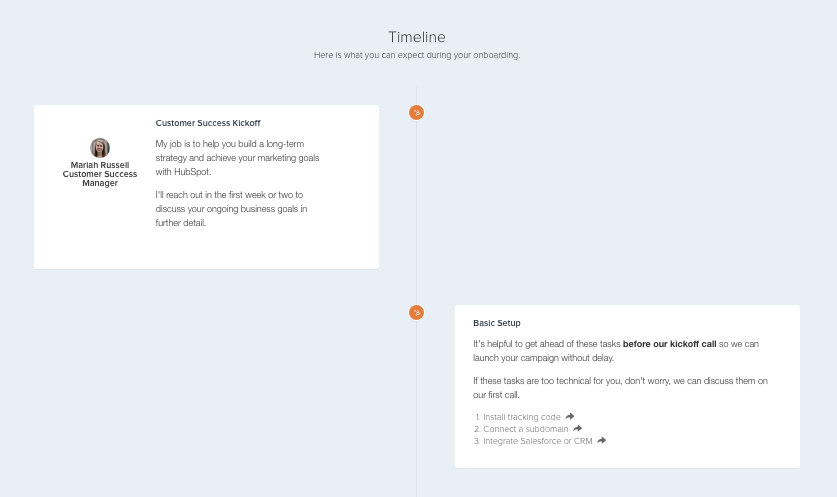 Learn more about migrating to HubSpot with Advanced Onboarding