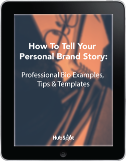 How to Tell Your Personal Brand Story [Professional Bio Templates]