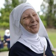 Weed Nun sister kate