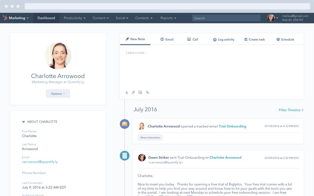 CRM-lead-management-contact-profile