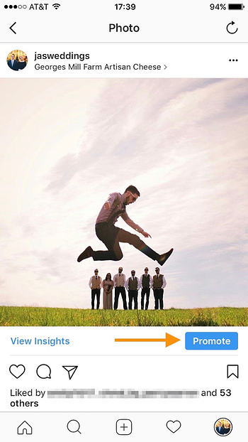 instagram marketing how to create an instagram ad