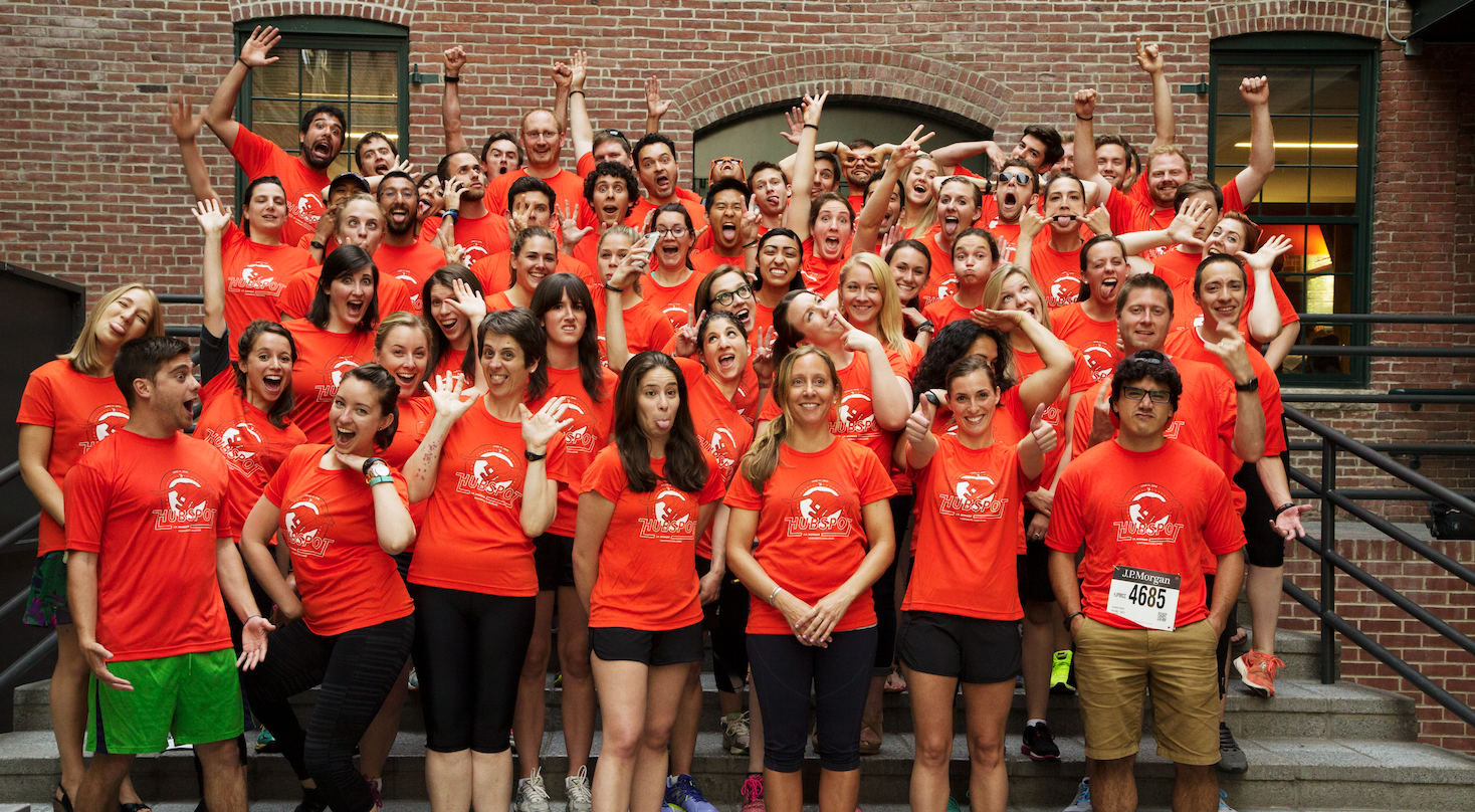 HubSpot Interns