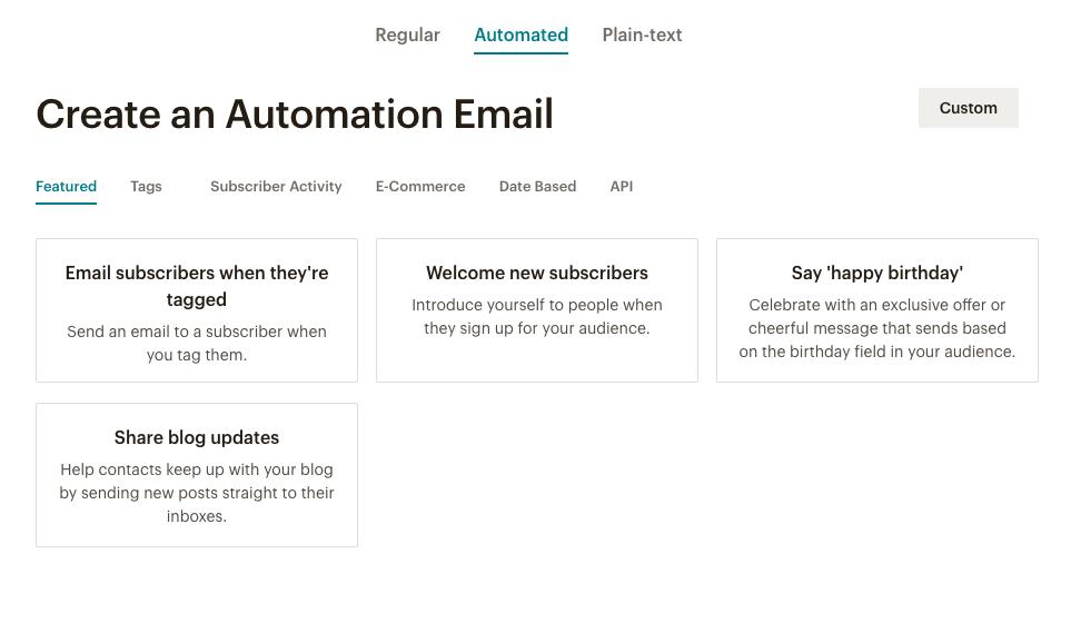mailchimp_automation