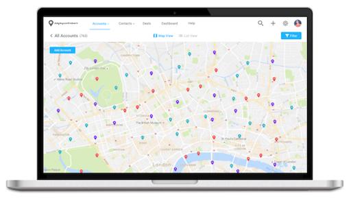 map my customer page image 1