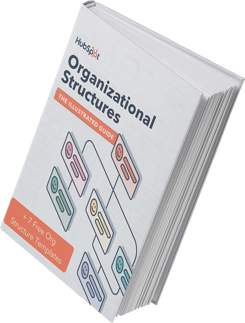 The Illustrated Guide to Organizational Structures