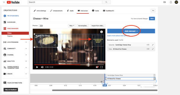 optimize your youtube channel for SEO