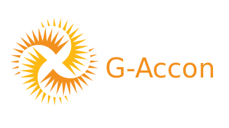 G-Accon logo