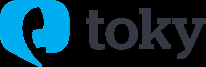 Toky logo