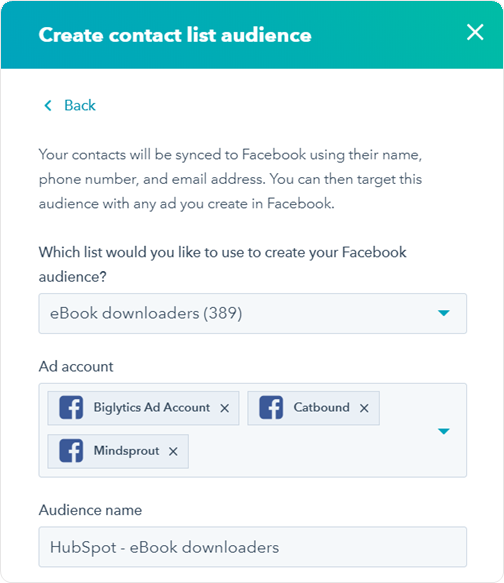 Now Live] Support for Multiple Users & Multiple Facebook Ads