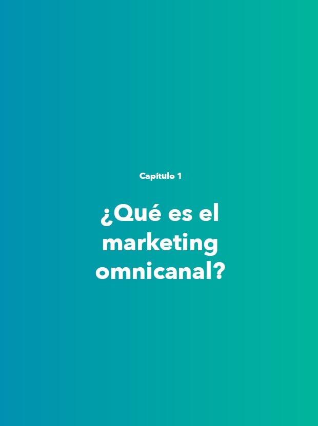 Cómo hacer una estrategia omnicanal de marketing 1