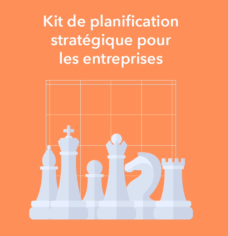 Kit de planification stratégique pour les entreprises