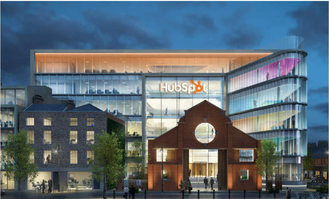HubSpot More Than Doubles Dublin Footprint with New Office Space