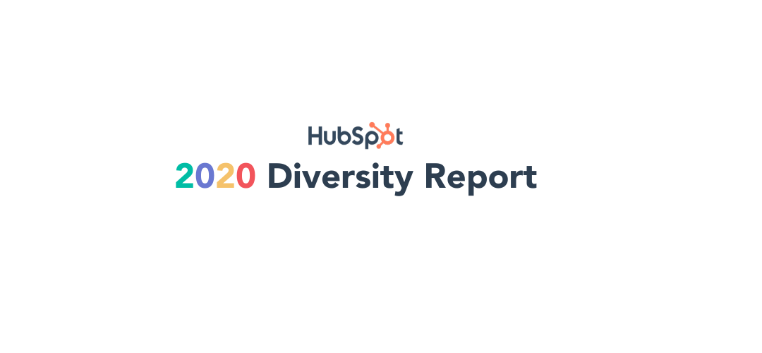 HubSpot Releases 2020 Diversity Report, with New Global Reporting Categories