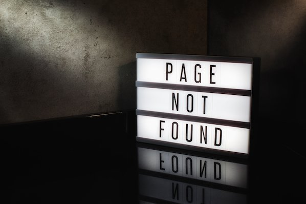 40 Clever 404 Error Pages From Real Websites