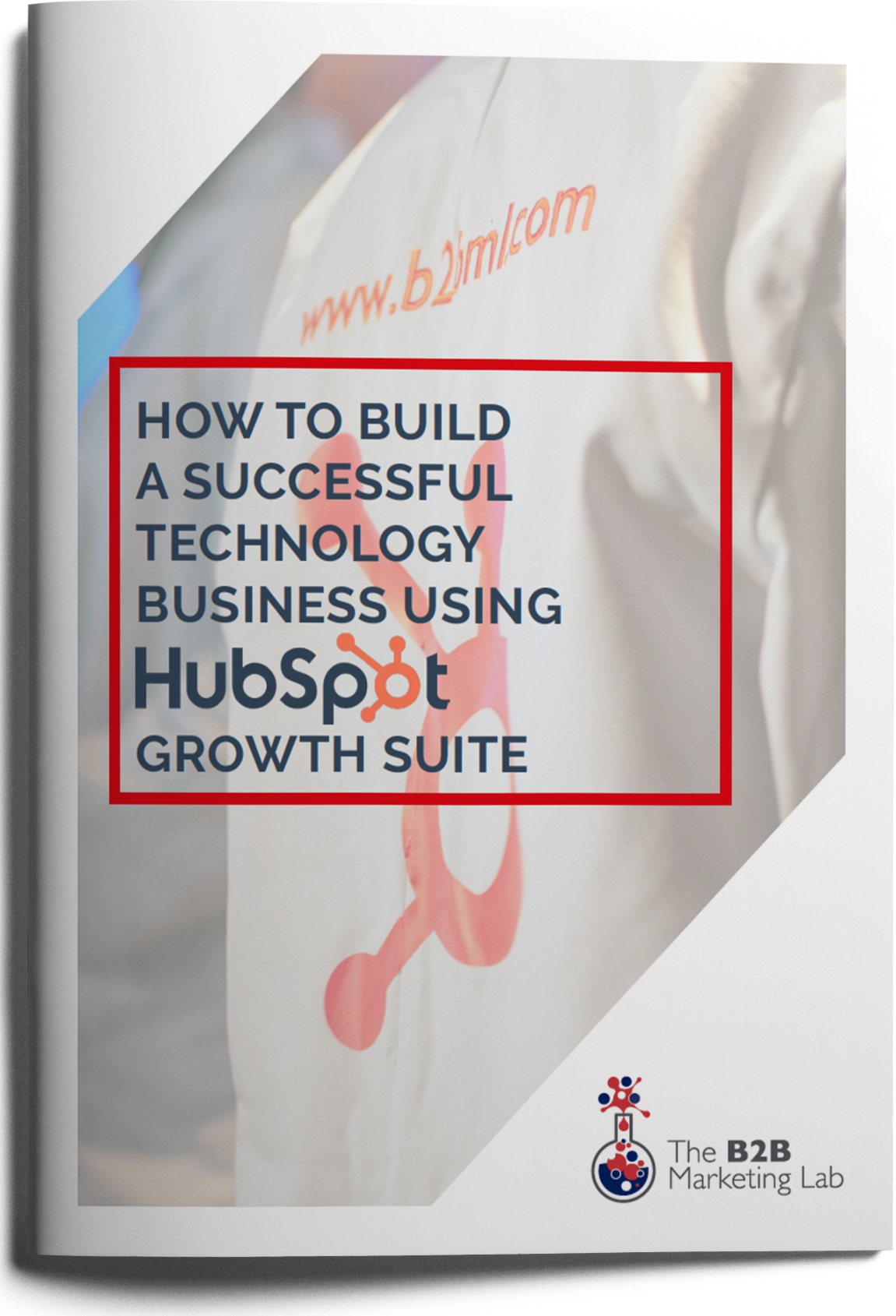 Grow a technology business using HubSpot