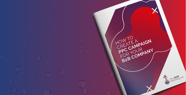 Create a PPC campaign for your B2B