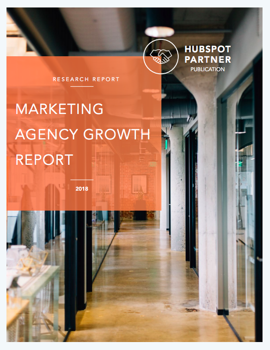 Marketing Agency Growth Report 2018