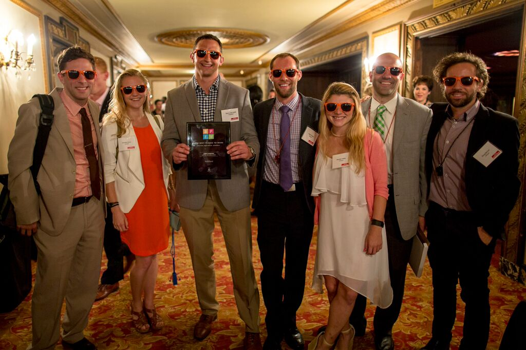 HubSpot Named #1 at BBJ's Best Places to Work