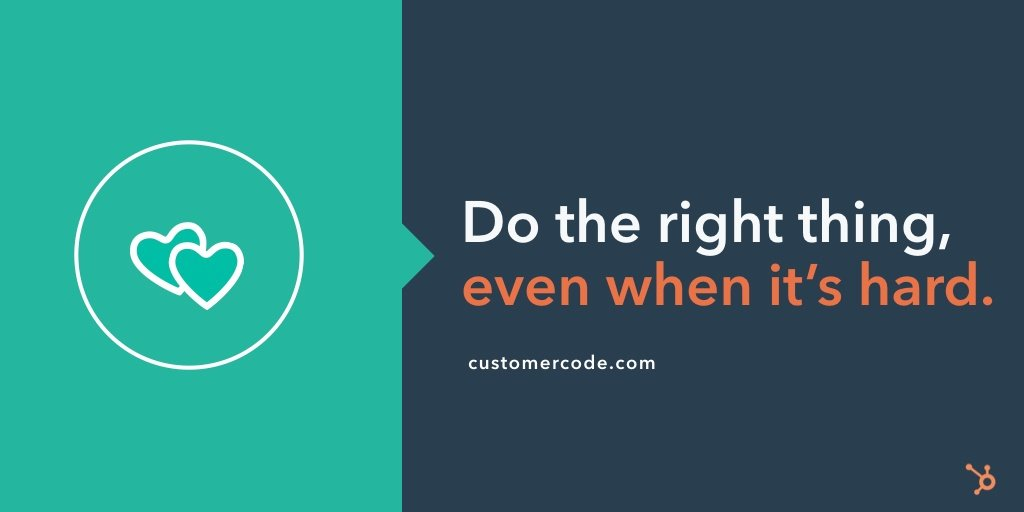 customer-code-do-the-right-thing