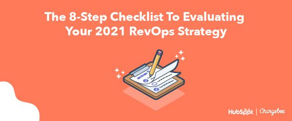 8-Steps to Evaluate Your RevOps Strategy