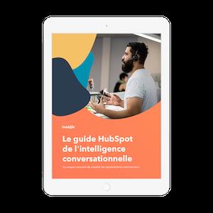 Le guide de l'intelligence conversationnelle