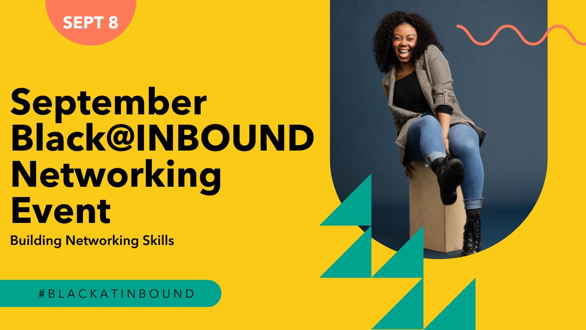 September Black@INBOUND Networking Event
