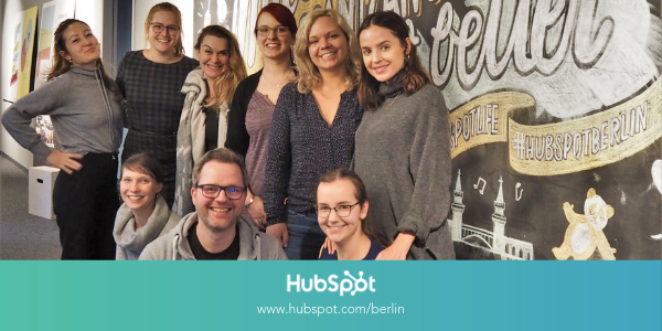 HubSpot Commits to Growth in Berlin with New Office and 150 New Jobs by the End of 2021