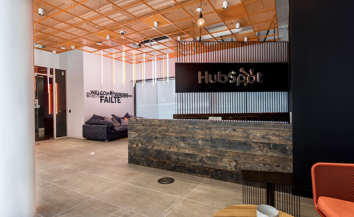 Office Envy: HubSpot Dublin Announces New Floor and Conference Center