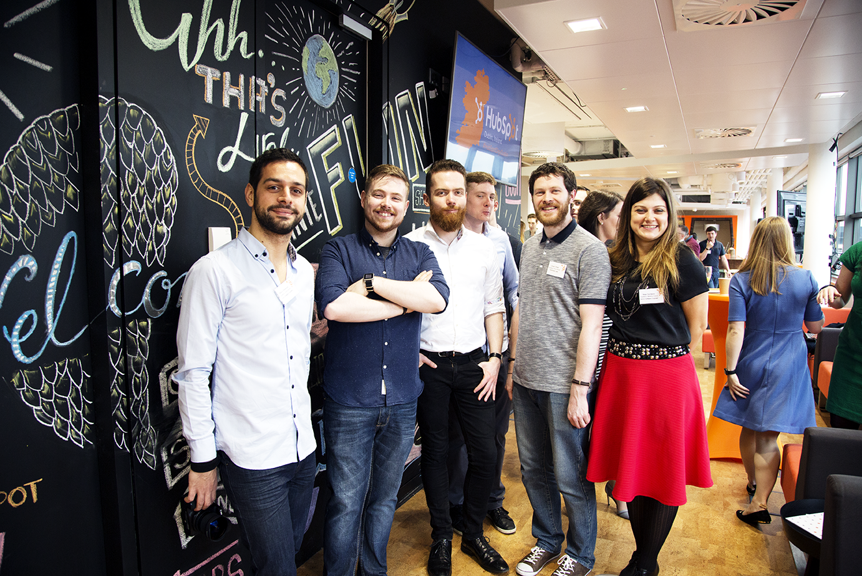 DubSpot Office Launch