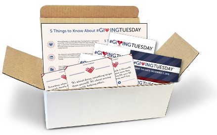 Giving Tuesday Kit