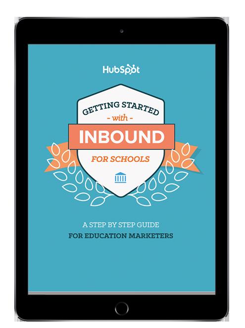 inbound get started logo