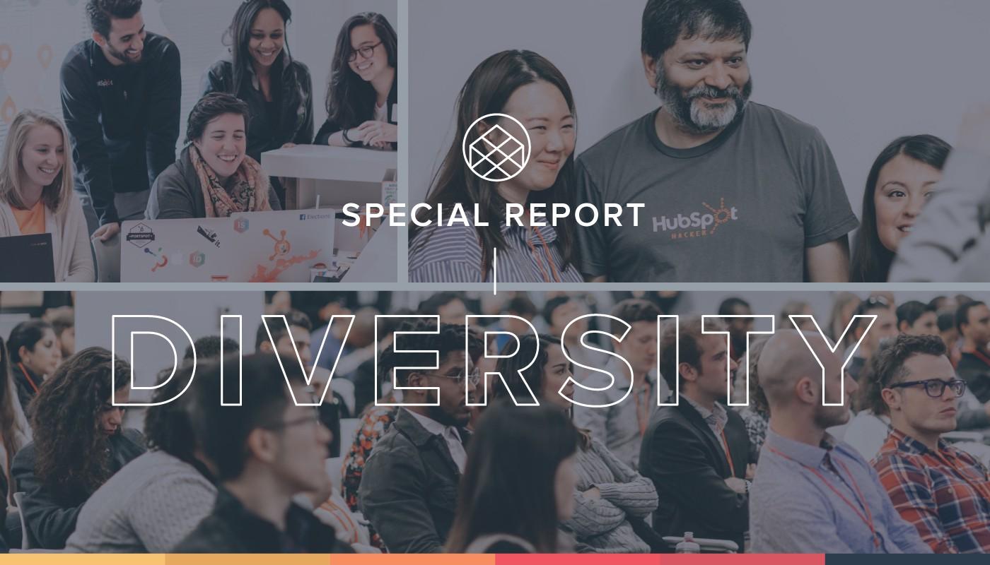 HubSpot Publishes Its 2016 Company Diversity Data