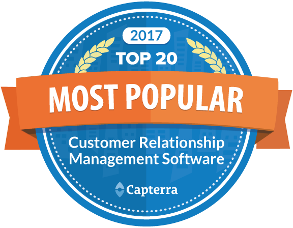 HubSpot CRM Named Top Software Across Three Capterra Reports