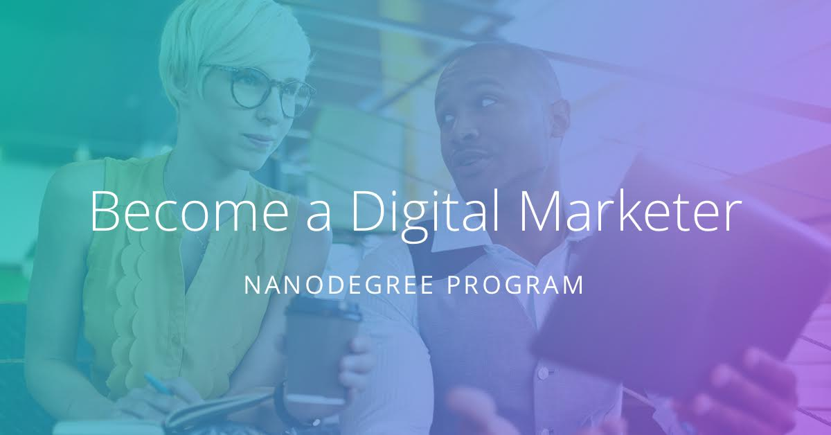 Udacity Partners with HubSpot Academy for First-Ever Digital Marketing Nanodegree Program