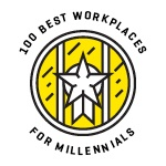 HubSpot 100 Best Workplaces for Millennials